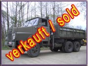 Army-Trucks Henschel HS 3 14 HA