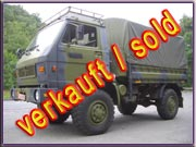 VW MAN 8.150 FAE Army-Trucks