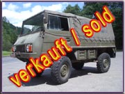 swiss Army-Trucks Pinzgauer 710M 4x4