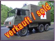 Swiss Army Trucks Pinzgauer M 712 6x6