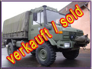Army-Trucks Unimog 435 m.Winde