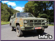 Army-Trucks Chevrolet Blazer US