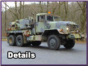 Army-Trucks AM General M936 6x6